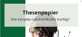 Wie die Bundeswehr den Landkrieg der Zukunft gewinnen will