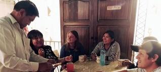 Deutsche Welle: Vor Ort in Bolivien