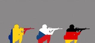 Osteuropa zwischen Putin und Trump: Warum Tschechien und Rumänien mit der Bundeswehr kooperieren