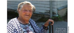 Die älteste Sennerin Österreichs: Ein Leben für die Alm