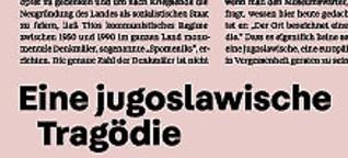 Sremski Front: Eine jugoslawische Tragödie