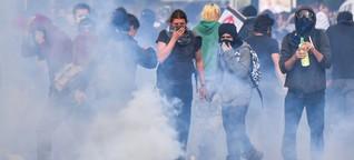 Arbeitsmarktreform in Frankreich | Warum junge Franzosen gegen Emmanuel Macron protestieren