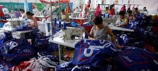 Trump sichert Jobs - in China