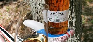Whisky von der Isle of Mull: Tobermory 12 Jahre verkostet