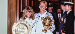 9. Juli 1989 in Wimbledon: Deutschlands größter Tennis-Tag