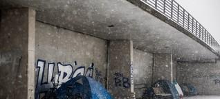 Wohnungslosigkeit: Psychisch krank und auf der Straße