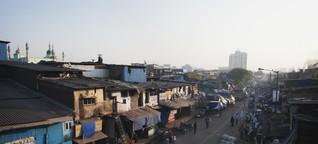 Ungeschminkter Tourismus: Auf Slum-Tour in Indien