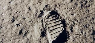 Apollo 11: Fotoalbum der ersten Mondlandung