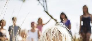 Die Wildnisfamilie: Auf der Flucht vor der Schulpflicht - WELT