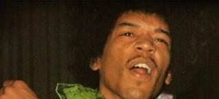 Als Jimi Hendrix in Kiel spielte