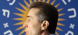 Wahlen: Ein Milliardär will Georgien umkrempeln