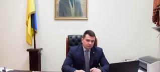 Ukraine: Ein Jurist kämpft gegen systemische Korruption