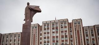 Transnistrien, düsteres Vorbild für die Ostukraine