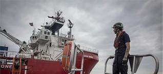 Seenotretter werden das Sterben im Mittelmeer nicht hinnehmen