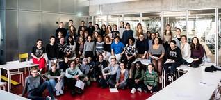 taz U24: Berlin: Denk global, schreib lokal