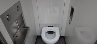 Neue Generation der City-Toilette: Neue Klos, alte Schwellen