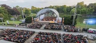 Mehr als 25.500 Besucher beim Klassik Open Air