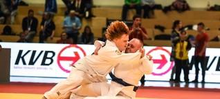 Judo-WM für geistig Behinderte: Viel mehr als Therapie
