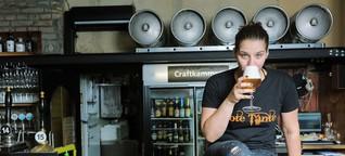 ›Ich mach' mein Bier mit Sauerrampfer‹