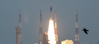 """Indien: Mondmission """"Chandrayaan-2"""" erfolgreich gestartet"""