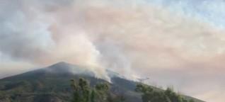 """In Süditalien liegt das """"gefährlichste Vulkangebiet der Welt"""""""