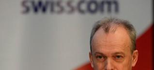 Die Pannenserie der Swisscom