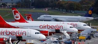 Die Leidtragenden der Air-Berlin-Pleite | NZZ