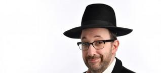 Jüdischer Comedian aus England - Streng unorthodox