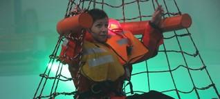 DGzRS-Wettbewerb: 39-Jährige testet Leben als Seenotretter | shz.de