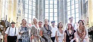 Singendes Dortmund in unterschiedlichsten Genres