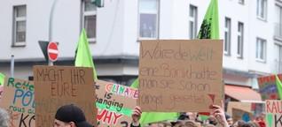 Fridays for Future in Duisburg: Sturm aufs Rathaus