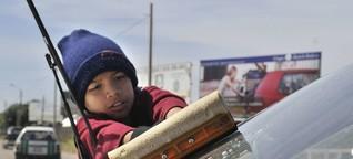 Kinder kämpfen um ihren Job (neues deutschland)