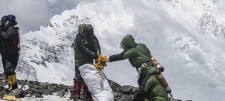 Bally: Cleanup im Himalaya - Achtung