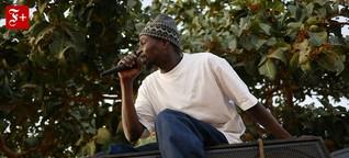 Rapper im Senegal: Was sollen wir in Europa?