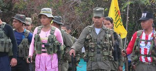 Die schönen Augen der Revolution: Liebe bei den FARC in Kolumbien