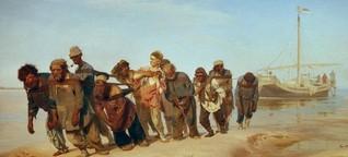 Vor 175 Jahren geboren - Ilja Repin: Pionier des Sozialistischen Realismus