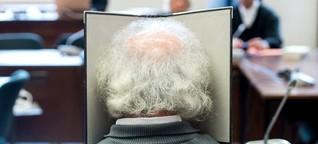 Reiche Seniorin: Mit dem Kissen soll er die alte Dame erstickt haben - WELT