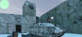 20 Jahre Counter-Strike: Von der Mod zum Multiplayer-Hit - Golem.de