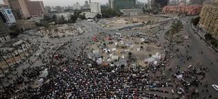 "Journalist El-Gawhary: ""Egypt's new revolution"""
