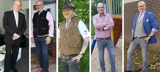 """Das """"Rentnerbeige"""" hat ausgedient - Senioren kleiden sich modischer denn je"""