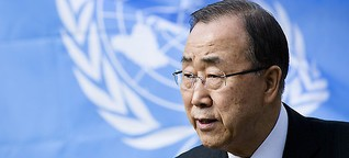 "Ban Ki-moon: ""We must change our way of living"""