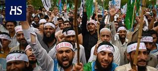 """""""Pakistan haluaa rauhaa"""": Pakistanilaiset toivovat neuvotteluita ja kansainvälistä ratkaisua Kashmirin kiistaan"""