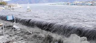 Focus: Tsunami - Die Vermessung der Welle