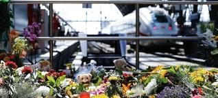 Frankfurt am Main: Tatort Bahnsteig - Die Vorgeschichte eines Verbrechens (Mitarbeit)