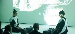 Phantom Kino Ballett von Lena Willikens & Sarah Szczesny: Das Aktivieren verschiedener Hirnregionen