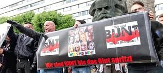 Die Hintermänner der Chemnitz-Krawalle | spiegel.tv