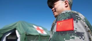 Chinas Vorhaben: Militärkooperationen für die neue Seidenstraße