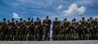 Rüstungszusammenarbeit: Frankreichs Angst vor Deutschlands Abschied