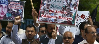 """Indiens Irrtum im Kaschmir-Konflikt: Bitte kein """"Teile und herrsche"""""""