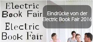 Digitur auf der Electric Book Fair 2016